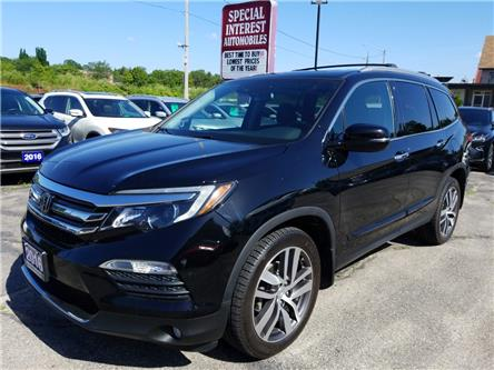2016 Honda Pilot Touring (Stk: 503096) in Cambridge - Image 1 of 29