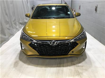 2019 Hyundai Elantra Sport (Stk: 9EL6008) in Leduc - Image 1 of 8