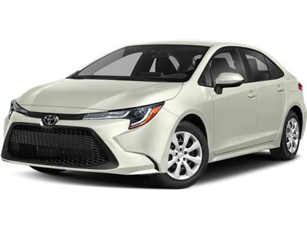 2020 Toyota Corolla XLE (Stk: 200003) in Whitchurch-Stouffville - Image 1 of 8