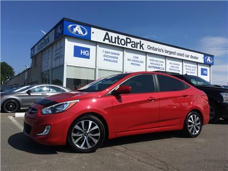 2017 Hyundai Accent  (Stk: 17-30773) in Brampton - Image 1 of 23