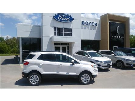 2019 Ford EcoSport SE (Stk: EC1326) in Bobcaygeon - Image 1 of 23