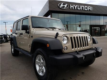 2016 Jeep Wrangler Unlimited 24S (Stk: 29250A) in Saskatoon - Image 1 of 18