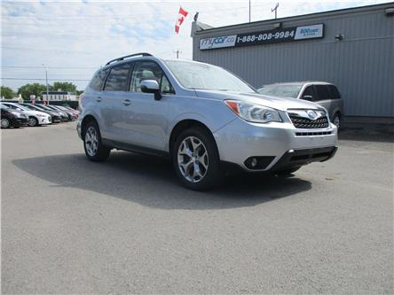 2015 Subaru Forester 2.5i Limited Package (Stk: 190974) in Kingston - Image 1 of 15