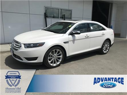 2018 Ford Taurus Limited (Stk: 5500) in Calgary - Image 1 of 21