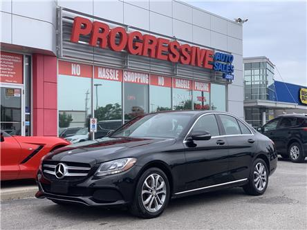 2016 Mercedes-Benz C-Class Base (Stk: GU096778) in Sarnia - Image 1 of 22
