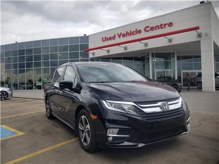 2018 Honda Odyssey EX-L (Stk: U194234) in Calgary - Image 1 of 30