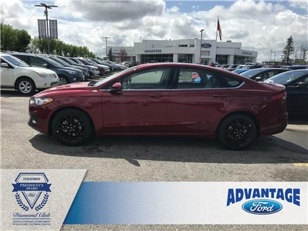 2019 Ford Fusion SE (Stk: K-1521) in Calgary - Image 2 of 6