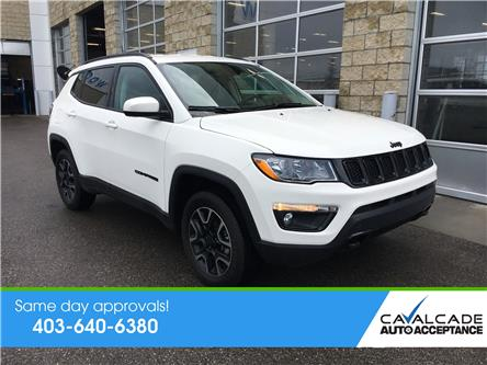2019 Jeep Compass 27T Upland Edition (DISC) (Stk: 60043) in Calgary - Image 1 of 20