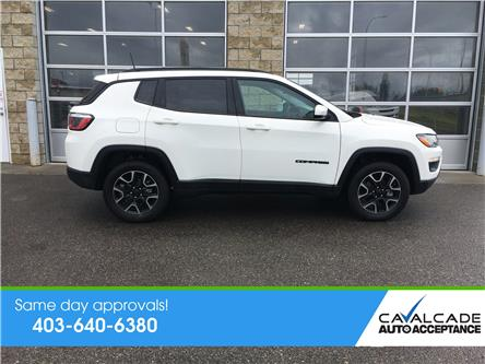 2019 Jeep Compass 27T Upland Edition (DISC) (Stk: 60043) in Calgary - Image 2 of 20
