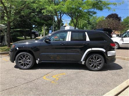 2019 Jeep Grand Cherokee 2BS High Altitude (Stk: 194111) in Toronto - Image 2 of 18