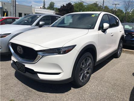 2019 Mazda CX-5 Signature (Stk: 81285) in Toronto - Image 1 of 5