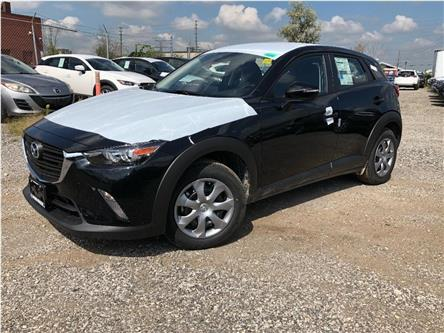 2019 Mazda CX-3 GX (Stk: 19-040) in Woodbridge - Image 1 of 15