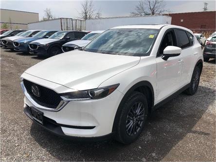 2019 Mazda CX-5 GS (Stk: 19-157) in Woodbridge - Image 1 of 14