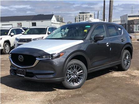 2019 Mazda CX-5 GS (Stk: 19-197) in Woodbridge - Image 1 of 15