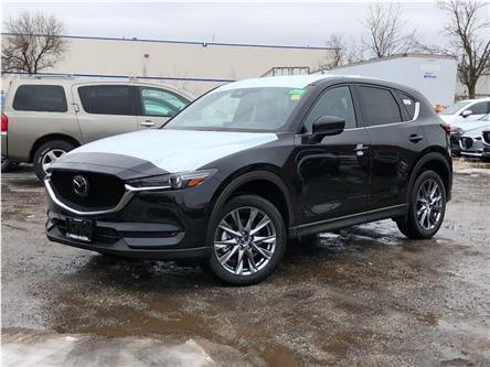 2019 Mazda CX-5 Signature (Stk: 19-193) in Woodbridge - Image 1 of 15