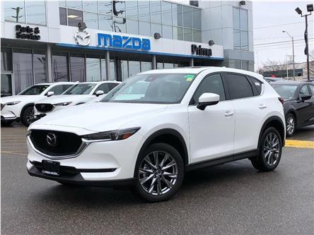 2019 Mazda CX-5 Signature (Stk: 19-162) in Woodbridge - Image 1 of 15