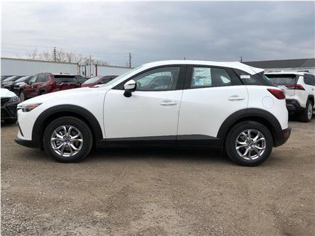 2019 Mazda CX-3 GS (Stk: 19-315) in Woodbridge - Image 2 of 15