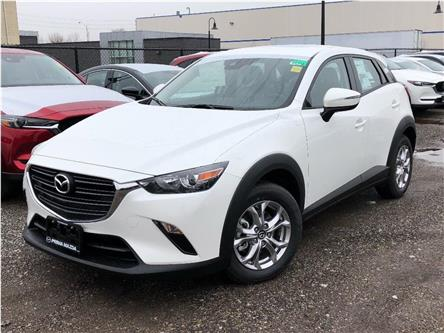 2019 Mazda CX-3 GS (Stk: 19-311) in Woodbridge - Image 1 of 15