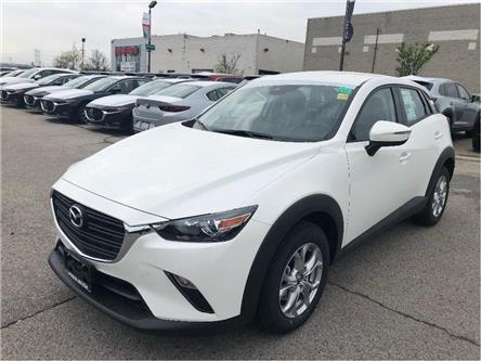 2019 Mazda CX-3 GS (Stk: 19-349) in Woodbridge - Image 1 of 15