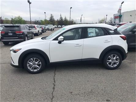 2019 Mazda CX-3 GS (Stk: 19-349) in Woodbridge - Image 2 of 15