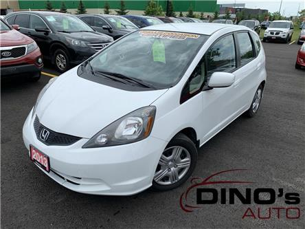 2013 Honda Fit LX (Stk: 007592) in Orleans - Image 1 of 25