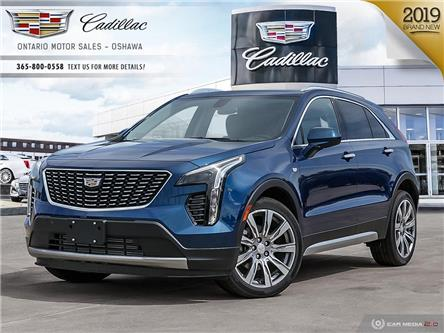2019 Cadillac XT4 Premium Luxury (Stk: 9214613) in Oshawa - Image 1 of 19