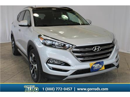 2017 Hyundai Tucson  (Stk: 270876) in Milton - Image 1 of 44