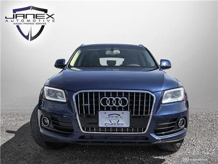 2016 Audi Q5 2.0T Technik (Stk: 19294) in Ottawa - Image 2 of 29