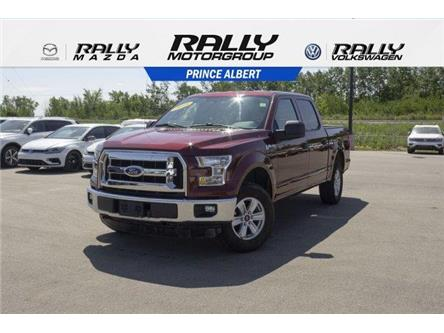 2015 Ford F-150 XLT (Stk: V685) in Prince Albert - Image 1 of 11