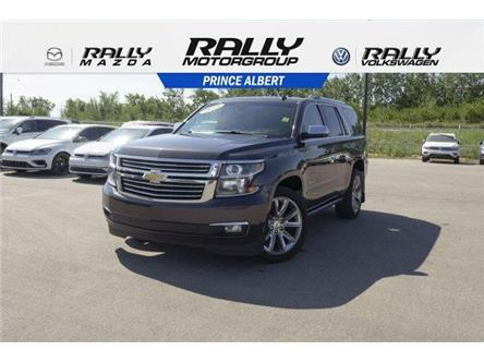 2015 Chevrolet Tahoe LTZ (Stk: V714) in Prince Albert - Image 1 of 11