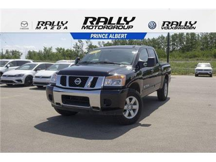 2014 Nissan Titan  (Stk: 1872A) in Prince Albert - Image 1 of 11