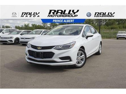 2018 Chevrolet Cruze LT Auto (Stk: V826) in Prince Albert - Image 1 of 11