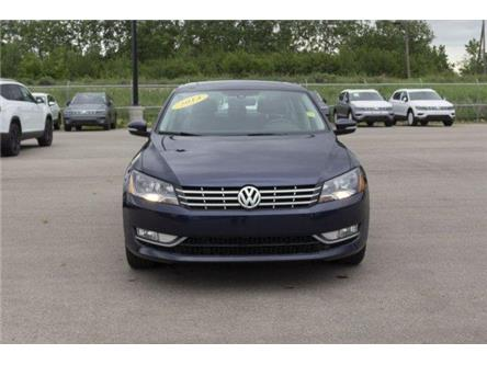 2014 Volkswagen Passat 2.0 TDI Highline (Stk: V890) in Prince Albert - Image 2 of 11