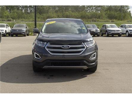2017 Ford Edge Titanium (Stk: V647) in Prince Albert - Image 2 of 11