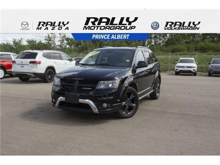 2018 Dodge Journey Crossroad (Stk: V732) in Prince Albert - Image 1 of 11