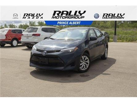 2017 Toyota Corolla  (Stk: V821) in Prince Albert - Image 1 of 11