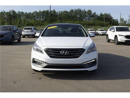 2015 Hyundai Sonata  (Stk: V697) in Prince Albert - Image 2 of 11