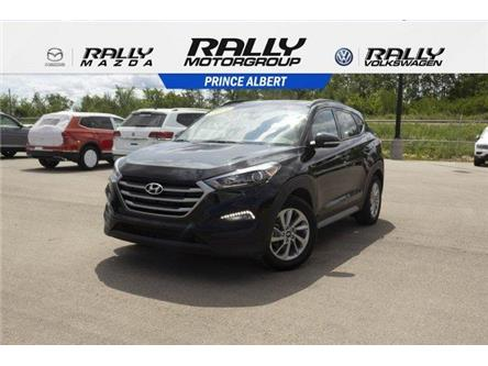 2018 Hyundai Tucson Premium 2.0L (Stk: V778) in Prince Albert - Image 1 of 11