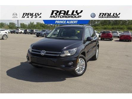 2016 Volkswagen Tiguan Special Edition (Stk: V888) in Prince Albert - Image 1 of 11
