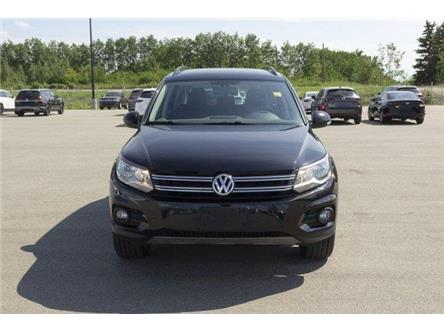 2016 Volkswagen Tiguan Special Edition (Stk: V888) in Prince Albert - Image 2 of 11