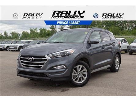 2018 Hyundai Tucson Luxury 2.0L (Stk: V925) in Prince Albert - Image 1 of 11