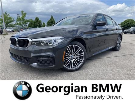 2019 BMW 530i xDrive (Stk: B19175) in Barrie - Image 1 of 12