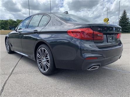 2019 BMW 530i xDrive (Stk: B19175) in Barrie - Image 2 of 12