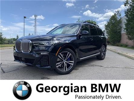 2019 BMW X7 xDrive40i (Stk: B19221) in Barrie - Image 1 of 15