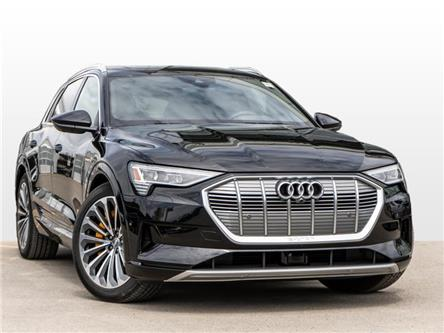 2019 Audi e-tron 55 Technik (Stk: N5298) in Calgary - Image 1 of 18