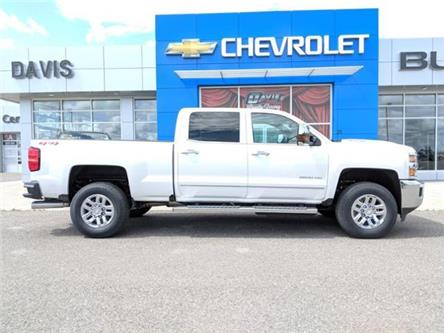 2019 Chevrolet Silverado 3500HD LTZ (Stk: 200403) in Claresholm - Image 2 of 23