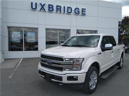 2019 Ford F-150 Lariat (Stk: IF18956) in Uxbridge - Image 1 of 15