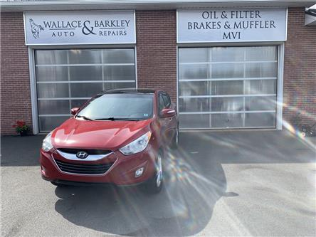 2012 Hyundai Tucson Limited (Stk: RW431749) in Truro - Image 1 of 7