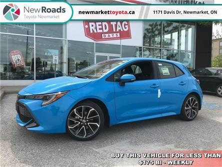2019 Toyota Corolla Hatchback S Grade (Stk: 34487) in Newmarket - Image 1 of 17