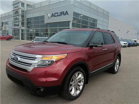 2015 Ford Explorer XLT (Stk: A4026A) in Saskatoon - Image 1 of 21